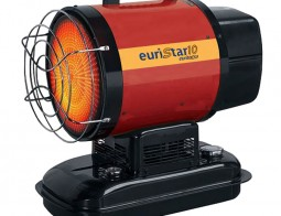 Calor por infrarrojos
