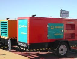 Grupos electrógenos diesel insonorizados