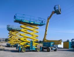Elevación - Plataformas elevadoras
