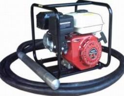 Vibradores de hormigón con motor gasolina