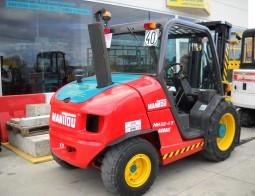 Carretillas diesel 4x4