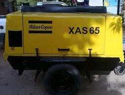 Compresores diesel