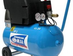 Compresores eléctricos de correas