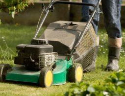 Maquinaria jardinería