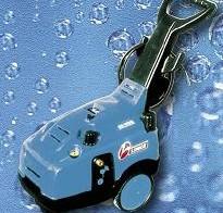 Agua fría motor eléctrico